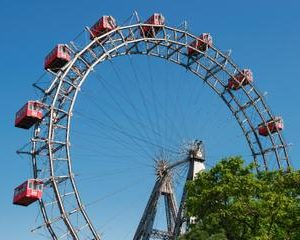 Vienna's Schonbrunn Zoo and Giant Ferris Wheel