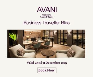 Merchant 52213 - Avani Hotels & Resorts - Business Traveller Deal, from BWP 1,750 AVANI Gaborone Hotel & Casino, Botswana