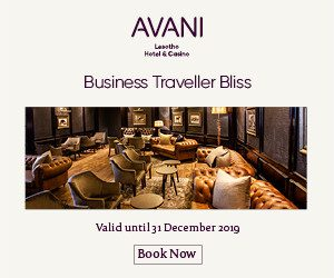 Merchant 52213 - Avani Hotels & Resorts - Business Traveller Deal, from LSL 2,419 AVANI Lesotho Hotel & Casino, Lesotho