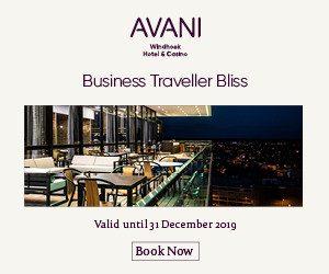 Merchant 52213 - Avani Hotels & Resorts - Business Traveller Deal, from NAD 2,587 AVANI Windhoek Hotel & Casino, Windhoek