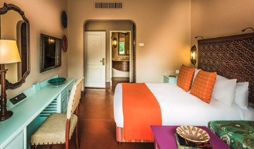 Merchant 52213 - Avani Hotels & Resorts - Mini Break Special, from ZAR 2,897 + 20% off dining + Late checkout AVANI Victoria Falls Resort, Zambia