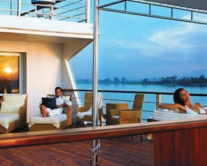 10-Night Luxury Spa Nile Cruise from Cairo