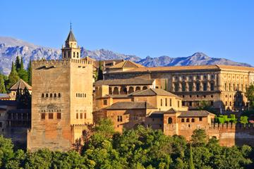 12-Day Morocco and South of Spain Tour from Madrid