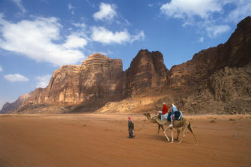 16-Day Ancient Egypt to Jordan Tour from Cairo