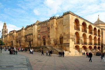 2 or 3 Day Cordoba and Seville from Madrid by Bus and High Speed Train