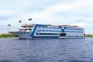 5 Day - 4 Night Deluxe Nile Cruise Ship Sailing Between Luxor and Aswan Upper Egypt