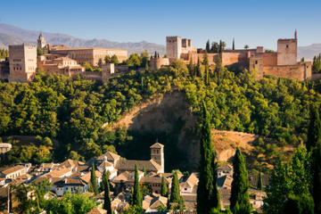 7-Day Spain Tour from Madrid: Cordoba, Seville, Granada and Toledo