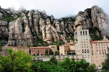 8-hour Private Tour Montserrat and Winery Visit from Barcelona with Lunch and Transportation
