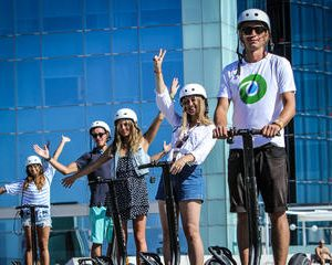 Barcelona Segway Group 3-hour Tour