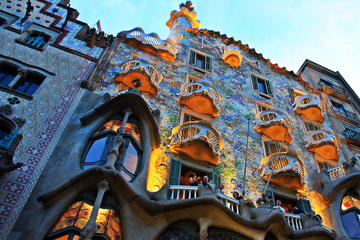Discover Barcelona from Madrid by High Speed Train
