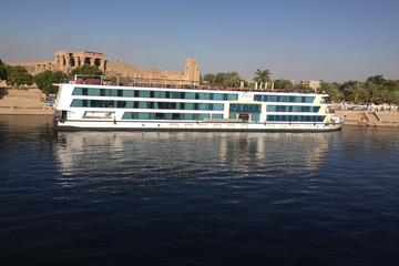 Egypt Highlights 5 Days Cairo Giza Nile Cruise with Domestic flight to Aswan