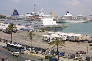 Excursion Cadiz port to Seville