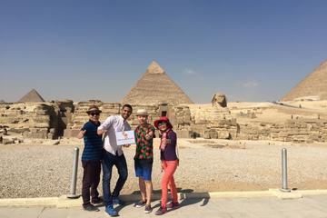 Giza Pyramids Private guided Cairo half day tour
