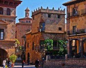 Poble Espanyol Private Tour in Barcelona