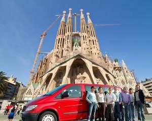 Private Guided Barcelona City Tour
