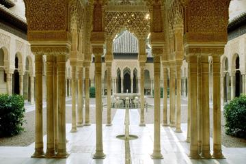 Private Official Guide to Visit Alhambra in Granada from Seville
