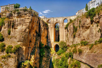 Ronda and Setenil de las Bodegas Private Day Trip from Malaga