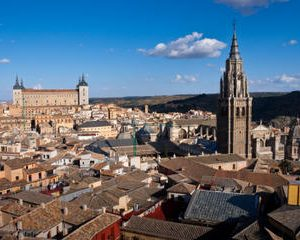 Royal Monastery of El Escorial + Toledo Half Day Afternoon Tour