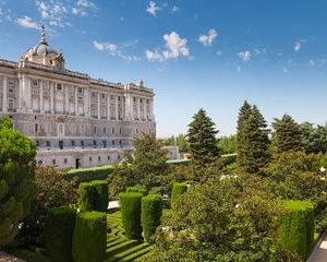 Royal Palace of Madrid 1.5-Hour Guided Tour