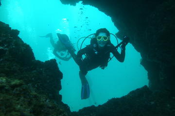 SSI Deep Diving Specialty Session in Tenerife