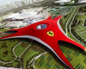 Abu Dhabi City Tour with Ferrari World and Grand Mosque from Dubai