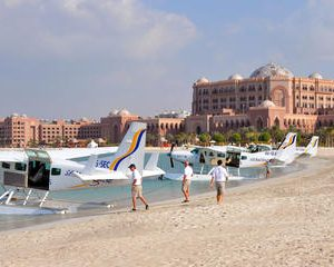 Abu Dhabi Seaplane Flight