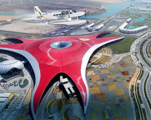 Abu Dhabi Seaplane Flight from Dubai Including Ferrari World and Return Transfer