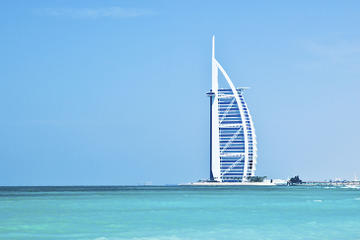 Afternoon Tea in Burj Al Arab and a Visit to the Burj Khalifa on this Modern Dubai Tour