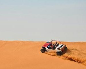 Amazing Dune Buggy Ride in Dubai Desert