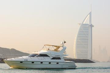 Boat Cruise Around Burj Al Arab From Dubai