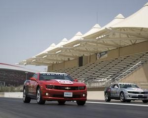 Chevrolet Camaro Drag Racing Experience