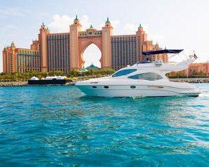 Dubai Palm Jumeirah, Burj Al Arab, and Atlantis Yacht Cruise