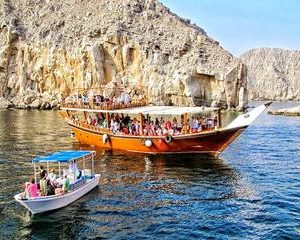 Musandam Dibba Cruise from Dubai