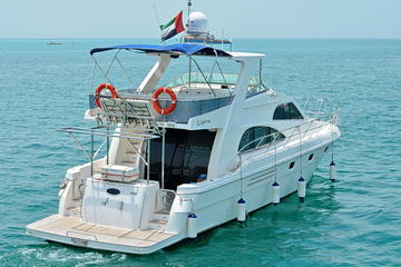 Private Dubai Luxury Cruise by Gulf Craft Yacht