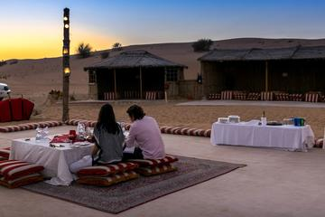 Private Tour: Dubai Romantic Desert and Dinner Experience for Two