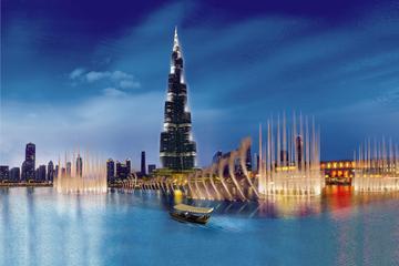 Private Tour:Dubai's Top Icons including Burj Khalifa and Cocktails in the Burj Al-Arab