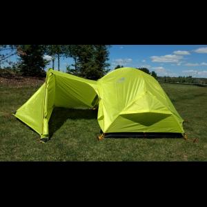 3F UL Gear 210T 2person tent c/w Gear Shed & Footprint