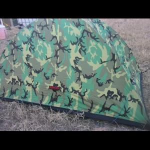 Bibler Camouflage I tent