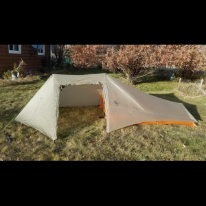 Big Agnes Super Scout UL2 backpacking ultralight Trail tent