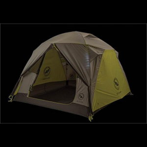 Big Agnes red canyon 4p tent with Mntglo - great shape