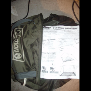 COLEMAN 9' BY 7' TENT NEW