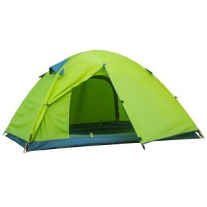 HUILINGYANG Outdoor Camping Double Tent