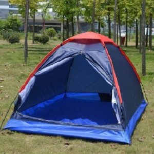 Waterproof Single-layer Double Beach Camping Travel Tent