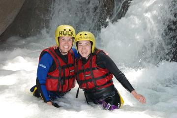 Canyoning in Interlaken from Lucerne