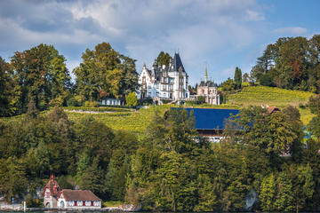 Lucerne Castles, Villages & Monasteries Private Tour