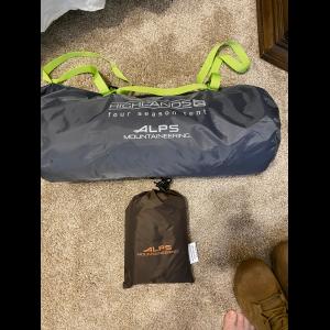 4 season 2 person tent